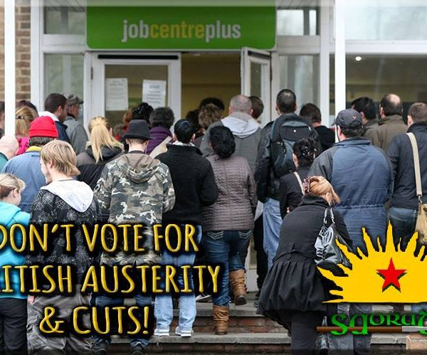 Don't Vote For Austerity