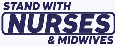 Stand With Nurses and Midwives